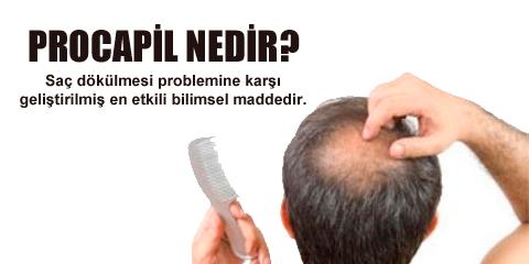 Procapil Saç Dökülmesi