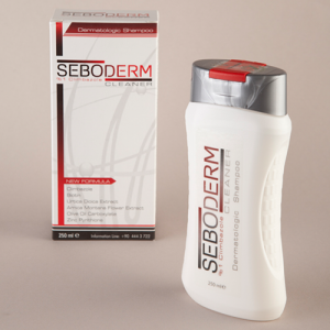 Seboderm Şampuan