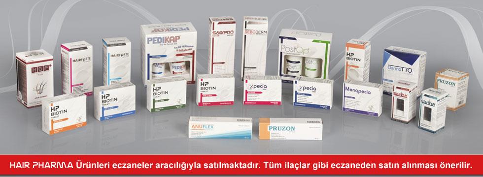 Hair Pharma Ürün Grubu